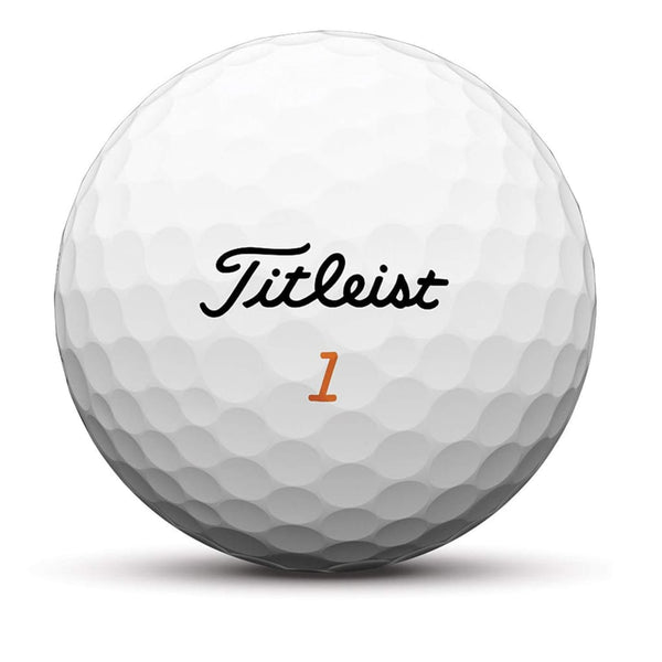 Titleist Velocity Golf Balls (One Dozen - White) - Golf Balls