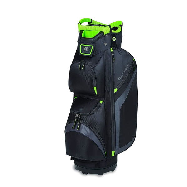 Datrek Dg Lite Ii Cart Bag Black/charcoal/lime - Golf Bags