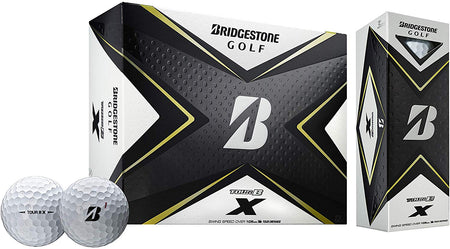 Bridgestone 2020 Tour B X Golf Balls (Dozen - White) - Golf Country Online