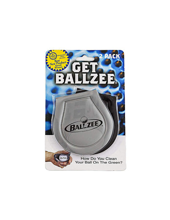 Ballzee Pocket Ball Towel, 2 Pack - Golf Country Online