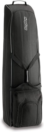 Bag Boy T-460 Golf Bag Wheeled Travel Cover - Black/Silver
