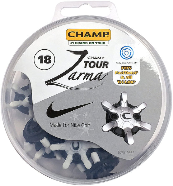 Champ Golf Zarma Tour Slim-Lok Spikes (Made for Nike Golf)