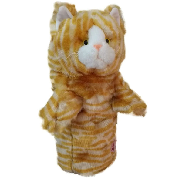 Daphnes Headcovers Tabby Cat Headcover - Golf Headcovers