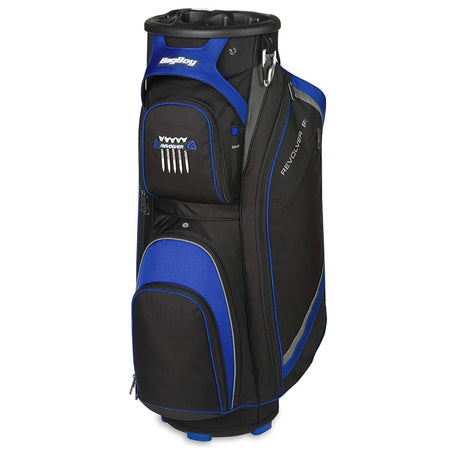 Bag Boy Revolver Fx Cart Bag Black/royal/silver - Golf Bags