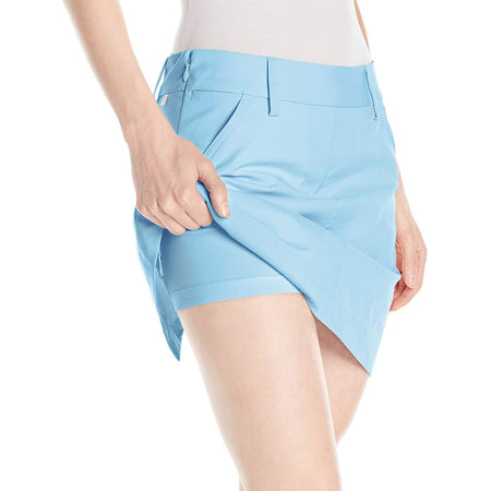 PUMA Golf Women's Pounce US Skirt, Cool Blue - Golf Country Online