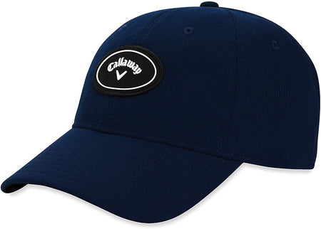 Callaway Golf Stretch Fitted Hat, Navy - Golf Country Online