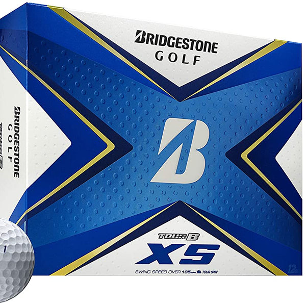 Bridgestone 2020 Tour B XS Golf Balls (Dozen - White) - Golf Country Online