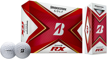Bridgestone 2020 Tour B RX Golf Balls (Dozen - White) - Golf Country Online