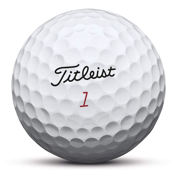 Titleist Pro V1x Golf Balls, White (One Sleeve/3 Balls) - Golf Country Online