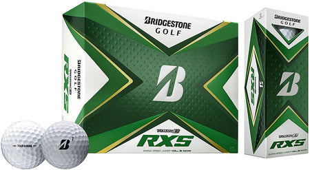 Bridgestone 2020 Tour B RXS Golf Balls (Dozen - White) - Golf Country Online