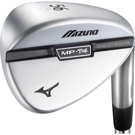 Mizuno Golf Mp-T4 White Satin Wedge (Rh) - Golf Clubs - Wedges