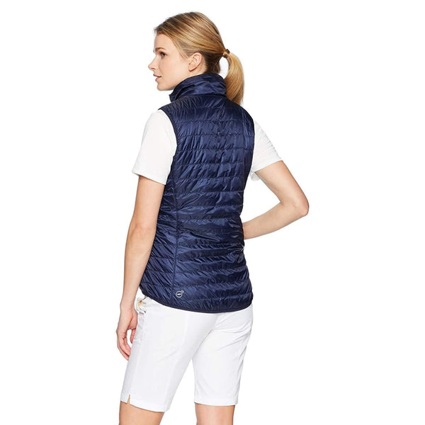 Puma Golf Womens Reversible Vest - Cold Weather Apparel