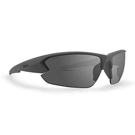 Epoch 4 Golf Sunglasses Black Frame Smoke Lens - Golf Country Online