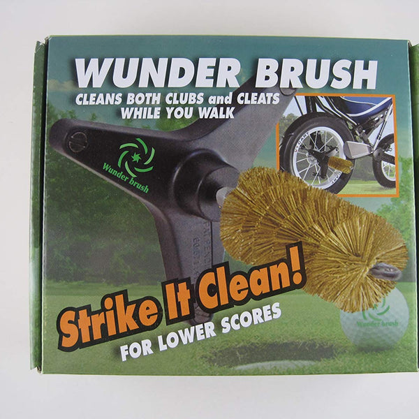 Golf Clubs and Cleats Brush - Golf Country Online