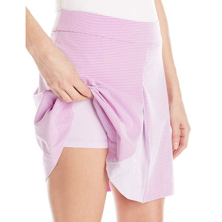 PUMA Golf Women's Peekaboo Skirt, Orchid Bloom - Golf Country Online