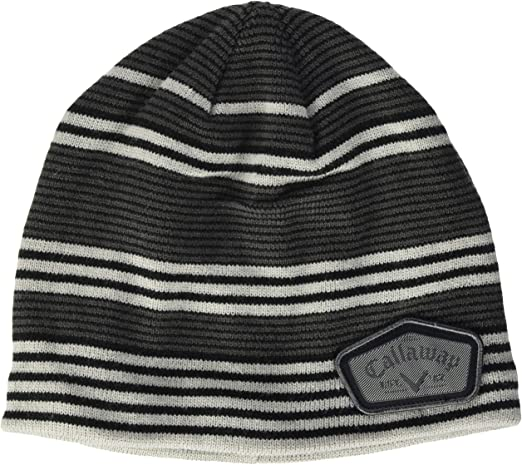Callaway Golf 2020 Winter Chill Beanie - Charcoal