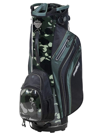 Bag Boy Shield Golf Cart Bag, Camo/Black/Hunter - Golf Country Online