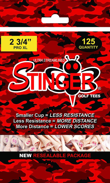 Stinger Tees- Pro XL Golf Tees 2 3/4