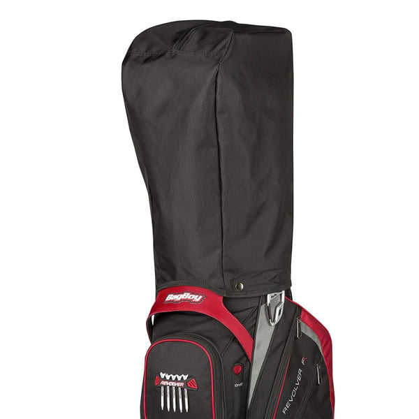 Bag Boy Revolver FX Golf Cart Bag, Black/Red/Silver - Golf Country Online