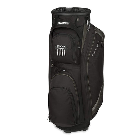 Bag Boy Unisex Revolver Fx Cart Bag Black/charcoal/silver - Golf Bags