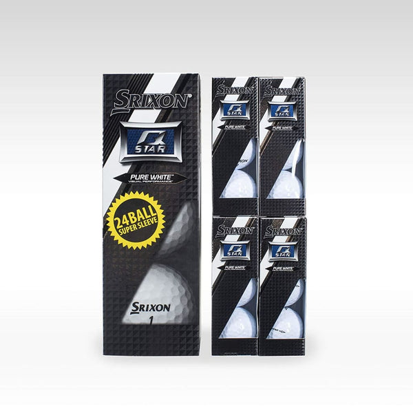 Srixon Q-Star Super Sleeve 24 Ball Pack - Golf Country Online