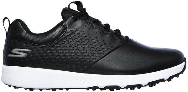 SKECHERS MEN'S ELITE 4 GOLF SHOE - BLACK (54552EWWBKW)