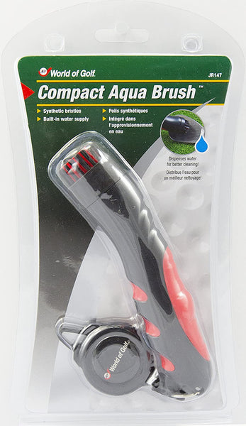 JEF WORLD OF GOLF JR147 Compact Aqua Golf Club Brush
