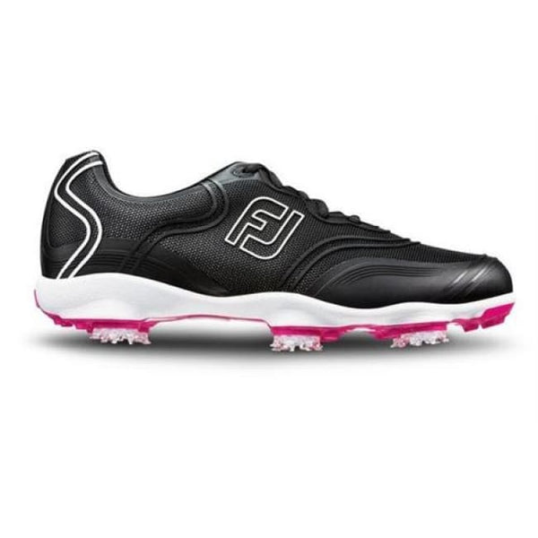 FOOTJOY WOMENS ASPIRE GOLF SHOES BLACK - 98897 - Golf Country Online