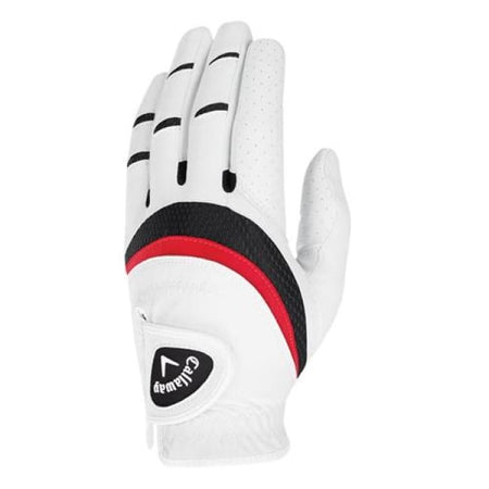 Callaway Mens Fusion Pro Golf Gloves - Golf Gloves