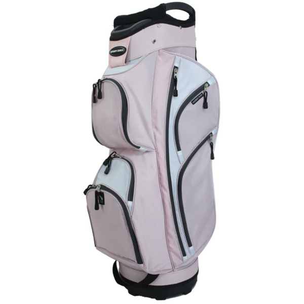 NAPLES BAY CAPTAINS CHOICE - CC1 GOLF BAGS (PINK) - Golf Country Online
