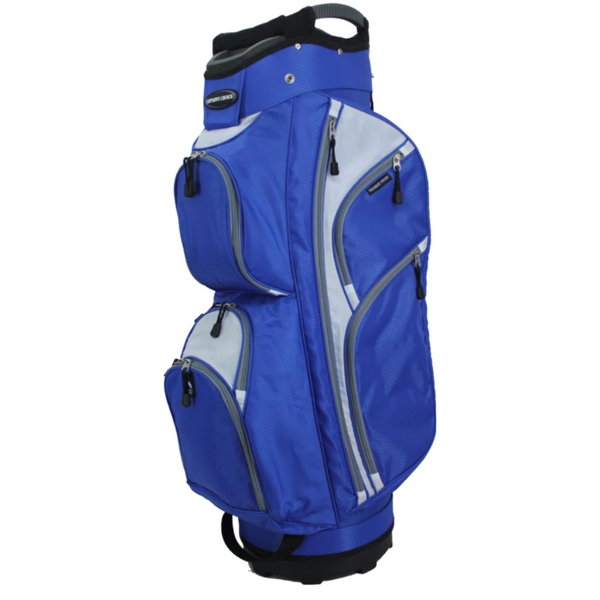 NAPLES BAY CAPTAINS CHOICE - CC1 GOLF BAGS (ROYAL BLUE) - Golf Country Online