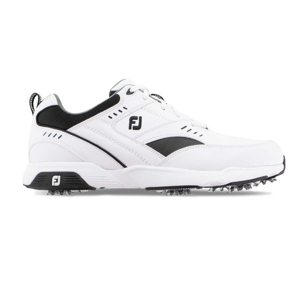 FootJoy Men's Sneaker Golf Shoes, White, #56722 - Golf Country Online