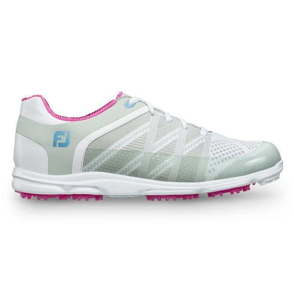 FootJoy Womens Sport SL Spikeless Golf Shoes - Closeout Style (98027) - Golf Country Online