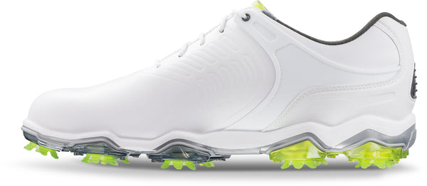 FootJoy Men's Tour-S Golf Shoes - White #55300 (DISCONTINUED STYLE) - Golf Country Online