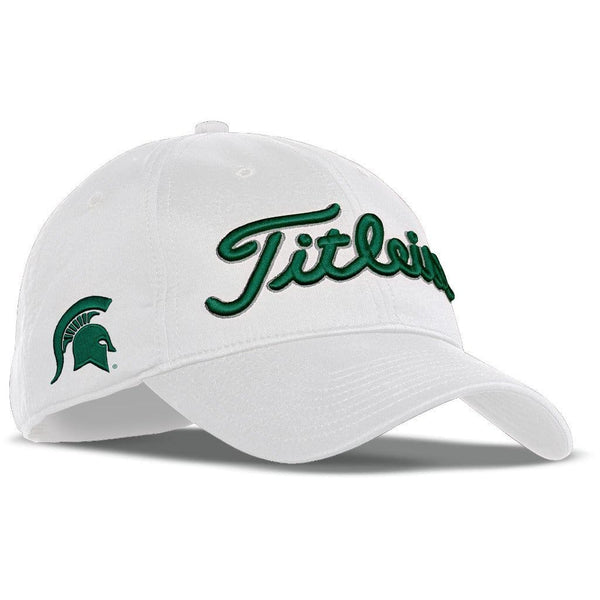 Titleist Tour Performance Collegiate Hat Michigan State - Golf Hats