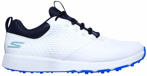SKECHERS MEN'S ELITE 4 GOLF SHOE - WHITE (54552WNV)