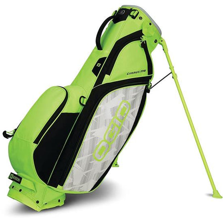 Ogio Cirrus MB Stand Bag - Bolt Green