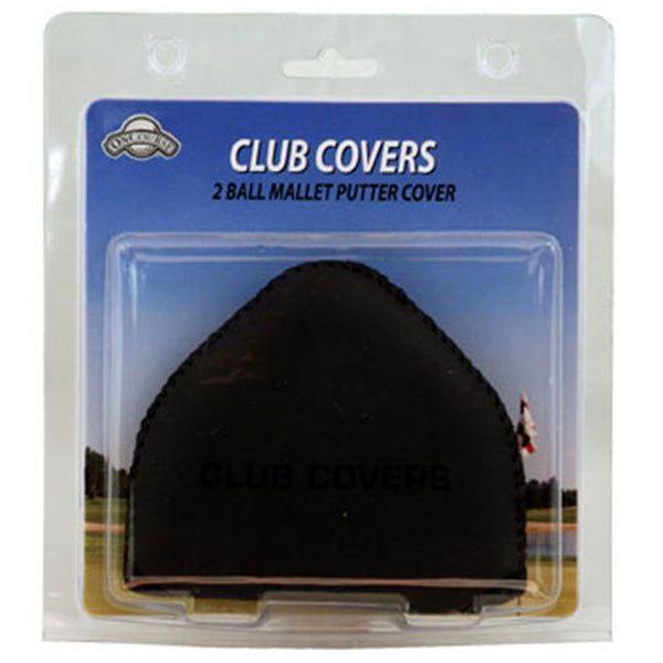 OnCourse 2-Ball Mallet Putter Cover - Golf Country Online