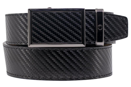 NEXBELT GO-IN TRADITIONS CARBON BLACK - Golf Country Online