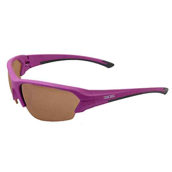 Epoch 2 Golf Sunglasses Pink Frame Amber Lens - Sunglasses