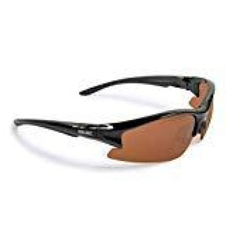 Epoch 1 Golf Sunglasses Black Frame Amber Lens - Golf Country Online