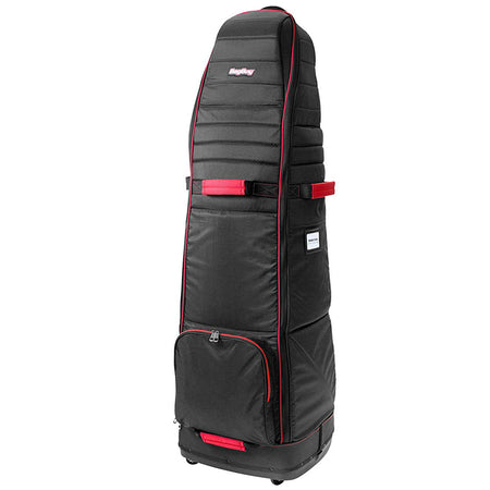 Bag Boy Unisex Freestyle Travel Cover - Black/Red