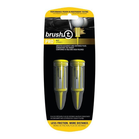 Brush-T Bristle Tee-Xlt Jumbo - 2 Pack - Golf Tees