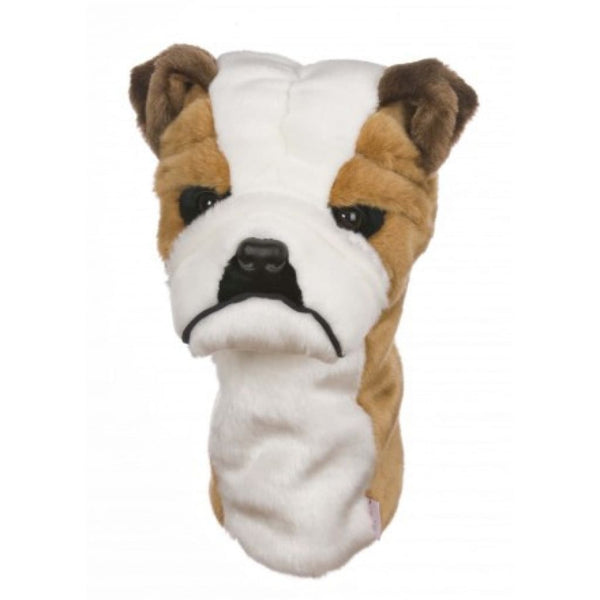 Daphnes Headcovers Bulldog Headcover - Golf Headcovers