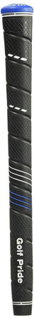 Golf Pride CP2 Wrap Grip, Black/Blue, Midsize