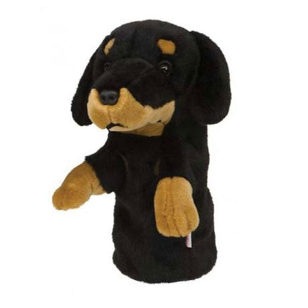 Daphne's Headcovers Dachshund Dog Headcover - Golf Country Online