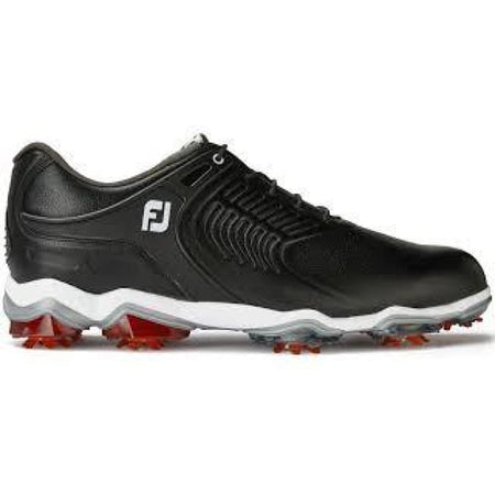 FOOTJOY TOUR-S GOLF SHOES-BLACK #55304 (DISCONTINUED STYLE) - Golf Country Online
