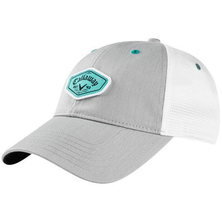 Callaway Golf Women's Heathered (Teal) - Adjustable Hat