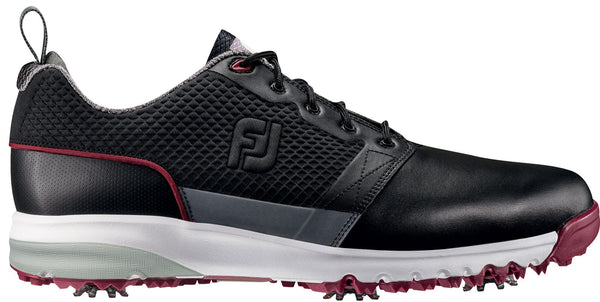 FOOTJOY CONTOUR FIT GOLF SHOES BLACK - 54098