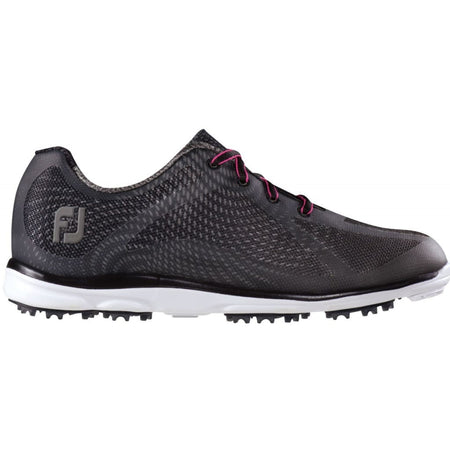 Footjoy Womens Empower Golf Shoes Black 98003 - Golf Shoes